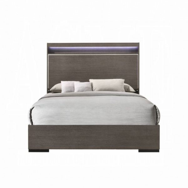Escher Queen Bed - 27650Q