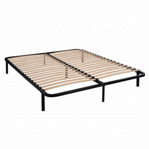 Vineet Queen Bed Frame - 30860Q - Black