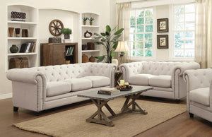504554-S2 2PC (SOFA + LOVE)