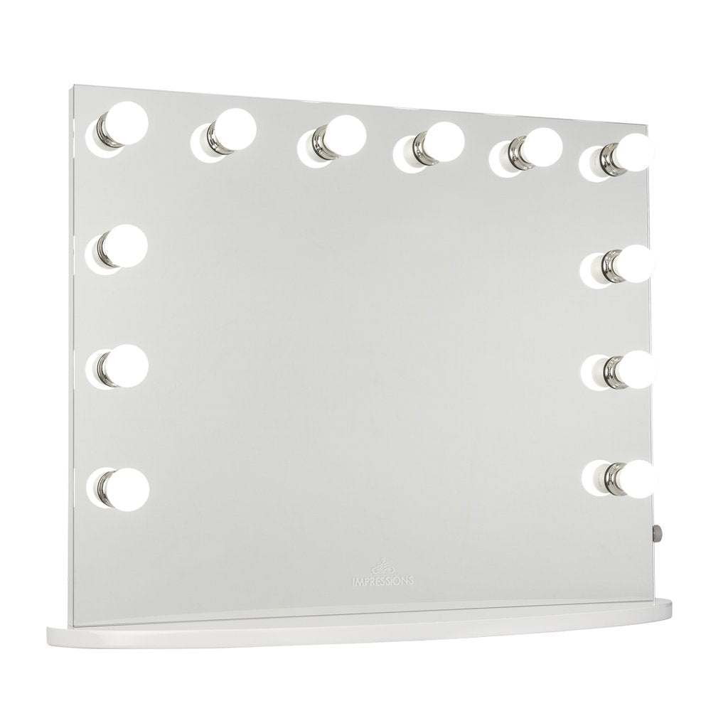 HOLLYWOOD PREMIERE SLIM PLUS VANITY MIRROR