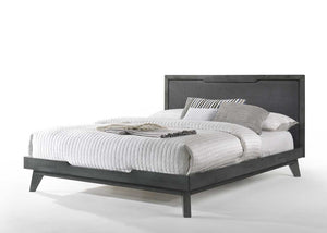 Nova Domus Soria Modern Grey Wash Bed
