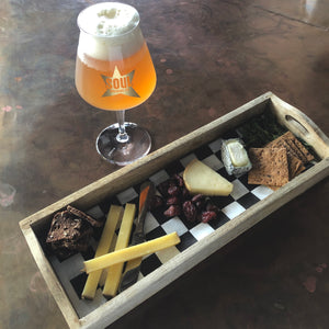 Films on Purpose Special: Beer and Cheese Pairing July 9