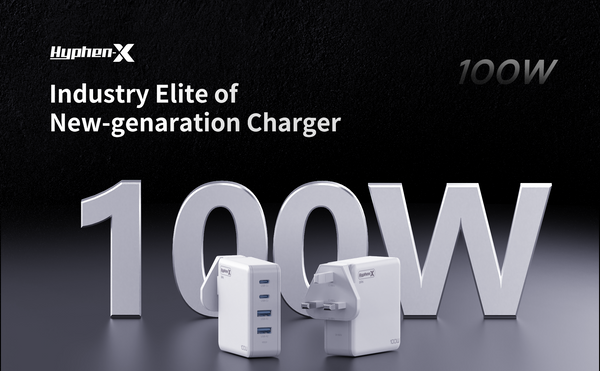 gan 100w charger