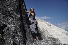 Load image into Gallery viewer, Girl in The Dragon Maxi Dress Rock n Karma