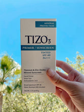 Load image into Gallery viewer, TIZO3 Facial Primer Sunscreen