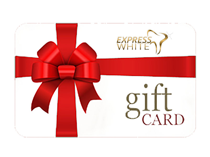 Gift Card - Express White