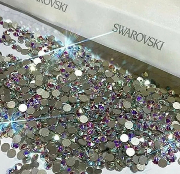 Authentic Clear Swarovski Crystals ( 3,456 pcs) - Express Teeth Whitening