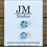 Glass Millefiori Globe Button Packs