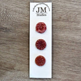 Glass Impression Button Packs