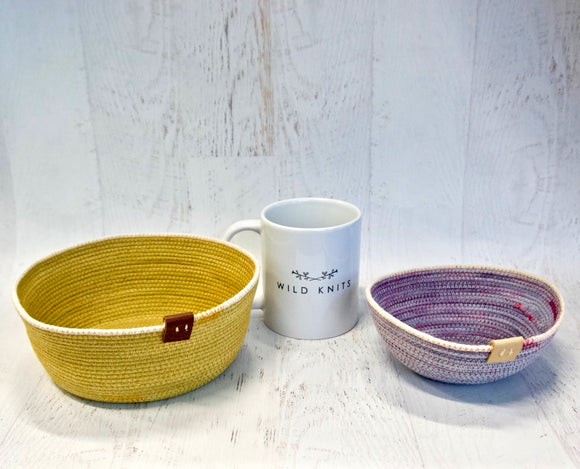 Rope Yarn Bowl