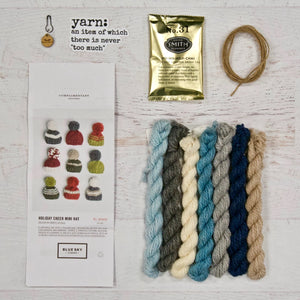 Mini Hat Garland Kit