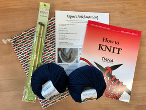 Beginner's Knitting Kit