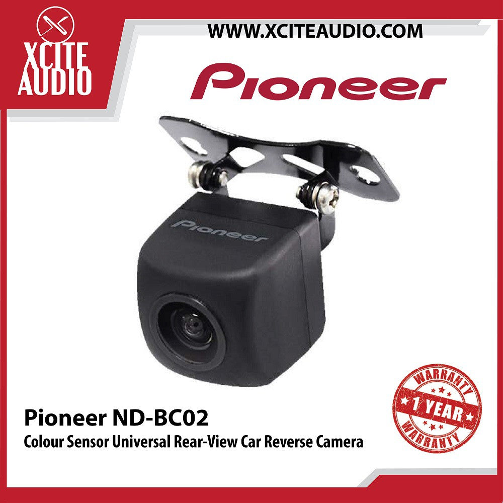 Pioneer ND-BC02 Colour Sensor Universal Rear-View Camera Car Reverse Camera