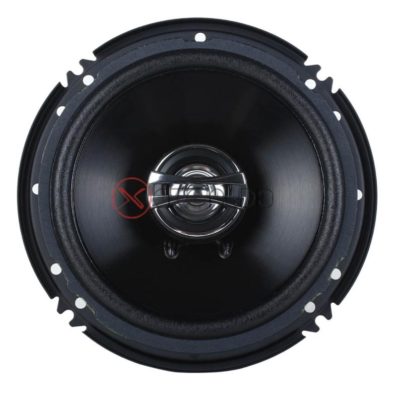 "Alpine SPJ-161C2 6"" 2-Way Type-J Series 250W Peak Power Coaxial Car Speakers - Xcite Audio"