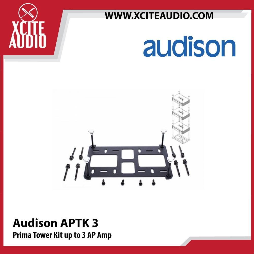Audison APTK 3 Prima Tower Kit 3 - Xcite Audio