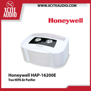 Honeywell HEPAClean HAP-16200E Tabletop Air Purifier - Xcite Audio
