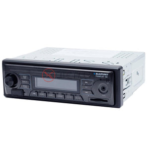 Blaupunkt Frankfurt 100 Single-Din MP3 USB AUX-IN SDHC Car Headunit (No CD) - Xcite Audio
