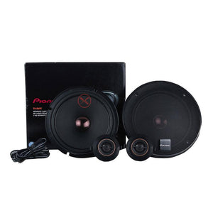 "Pioneer TS-D65C 6.5"" (16.5cm) 2-Way D-Series 270W Component Car Speakers - Xcite Audio"