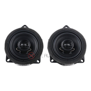 "Audison APBMW X4E 4"" 2-Way 80Watts Peak Coaxial Car Speakers for BMW-Mini Sound Pack - Xcite Audio"