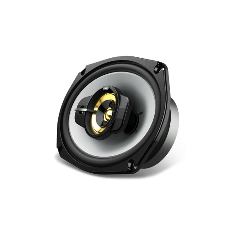 "JVC CS-DR693HP DR Series 6"" x 9""  600W Peak 3-Way Coaxial Car Speakers - Xcite Audio"