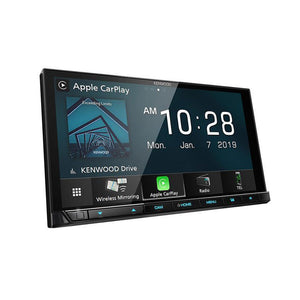 "Kenwood DDX9019S 6.8"" AV Receiver with Apple Car Play, Android Auto, Smartphone Mirroring Car Headunit - Xcite Audio"