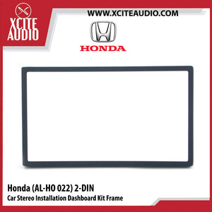 Honda HO022 2-Din Double-Din Dashboard Kit Frame Car Player Frame - Xcite Audio