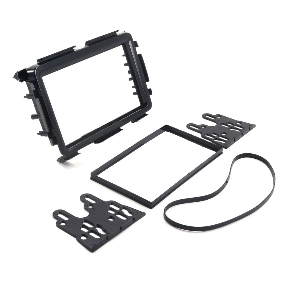 Honda HR-V HRV 2015 AL-HO051 Double-Din Car Stereo Installation Dash Kit Fascia Kit Car Player Casing Mounting Kit - Xcite Audio