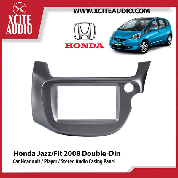 Honda Jazz/Fit 2008 Double-Din Car Headunit / Player / Stereo Audio Casing Panel