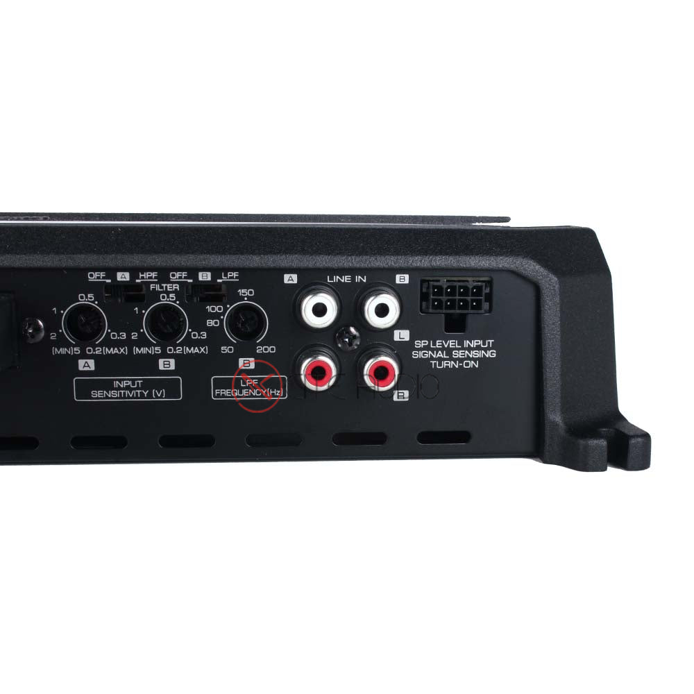 Kenwood KAC-PS404 Performance Standard Series 4/3/2ch Power Car Amplifier - Xcite Audio