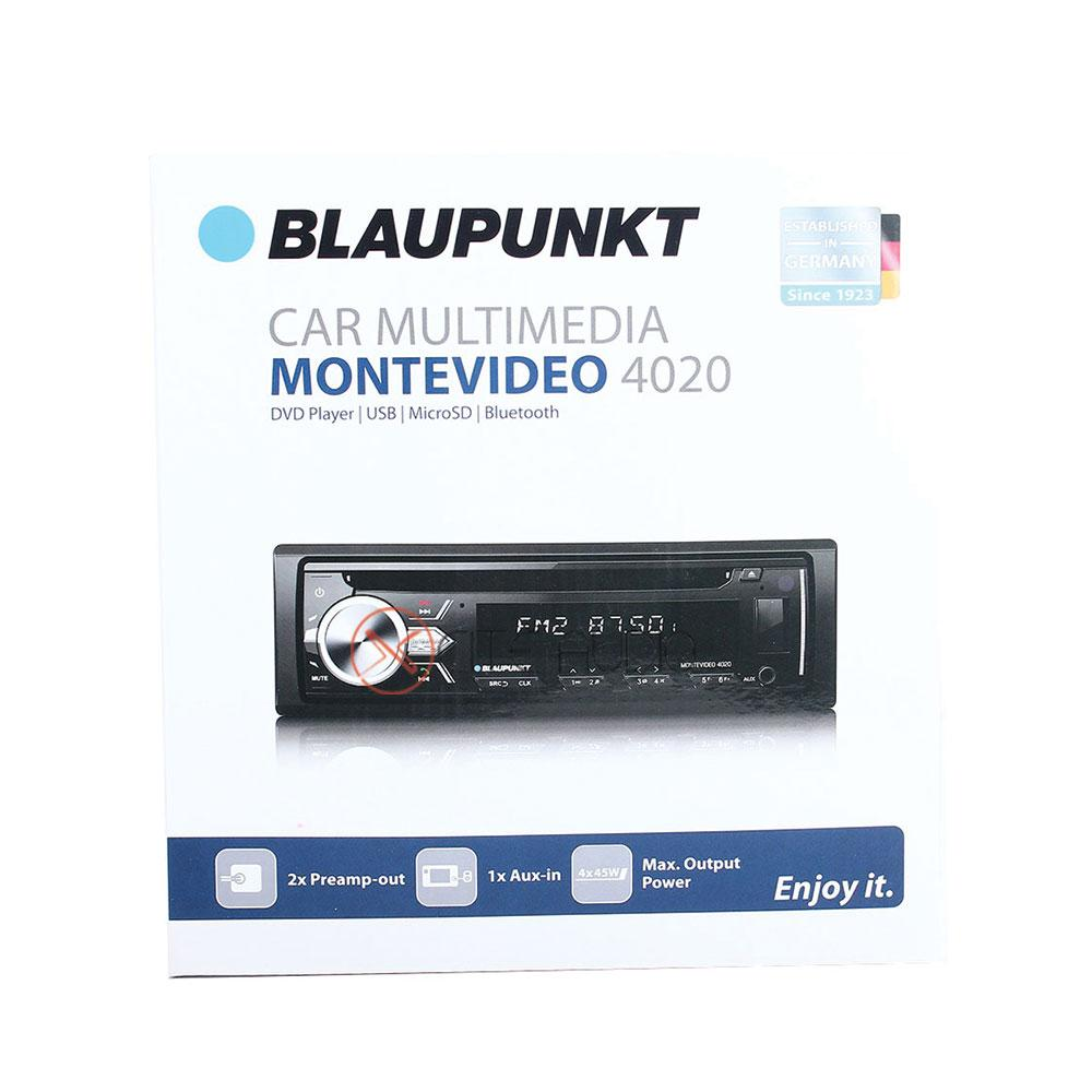 Blaupunkt Montevideo 4020 USB/AUX-In/Bluetooth/CD/DVD Car Headunit - Xcite Audio