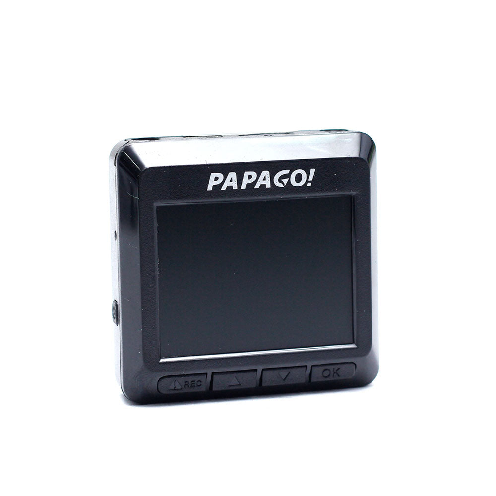 PAPAGO GoSafe 118 HD 720P Digital Vehicle Car CAM DVR Video Recorder + Free 8GB SD