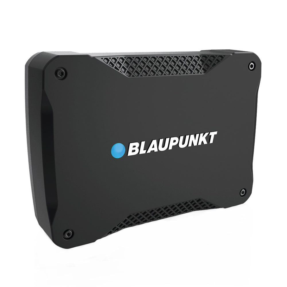 "Blaupunkt XLF 150 A 6"" x 8"" 330Watts Car Active Subwoofer with Class AB Amplifier - Xcite Audio"