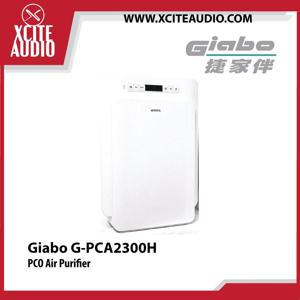 Giabo G-PAC2300-H Advance  PCO System Air Purifier 99.7% filter 4 speed - Xcite Audio