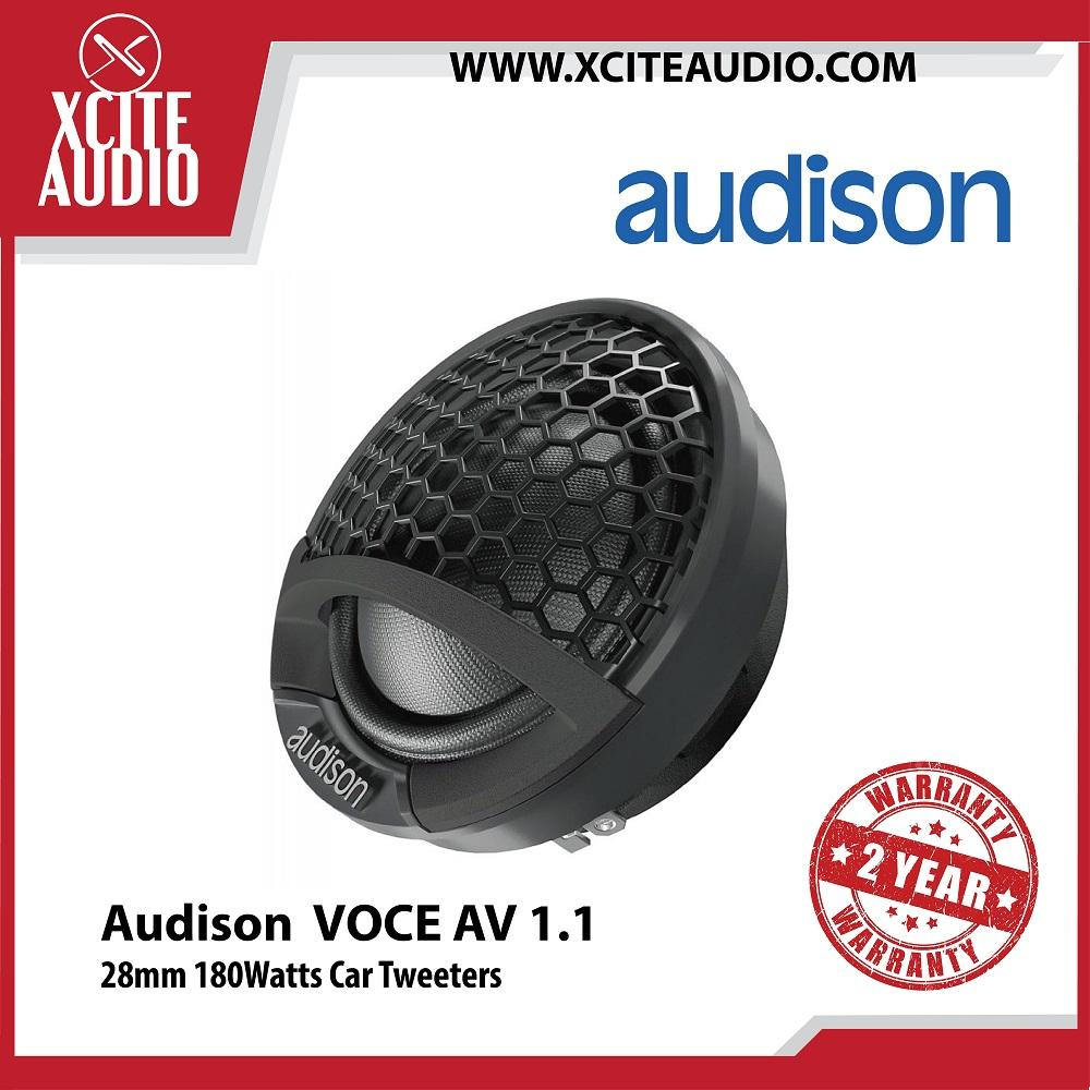 "Audison VOCE AV 1.1 1.125"" 180Watts Car Tweeter"