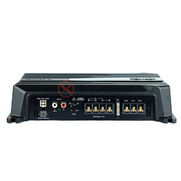 Sony XM-N502 2/1 Channel N-Series 65W RMS x 2 at 4 ohms Car Amplifier
