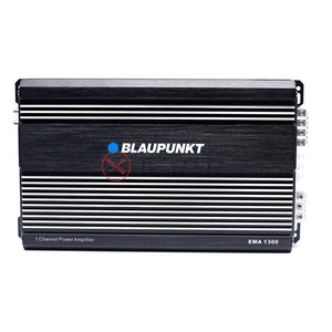 Blaupunkt EMA 1300 Class-D 1200W Max Monoblock 1-CH Car Amplifier - Xcite Audio