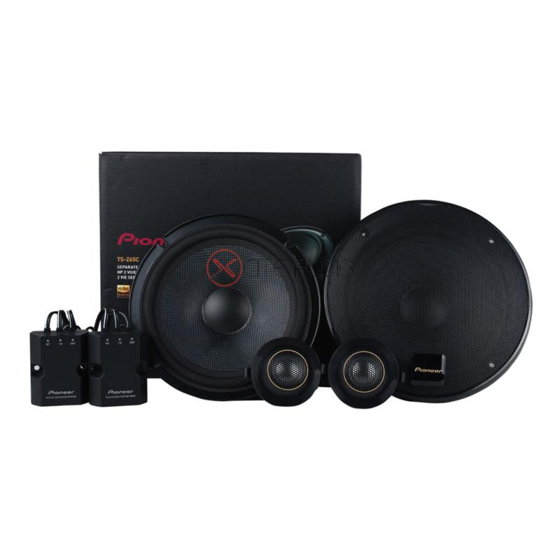 Pioneer TS-Z65C 6.5  2-Way 300W Component Car Speakers