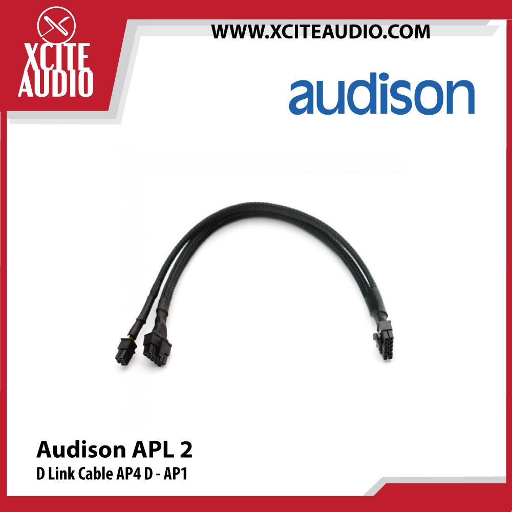 Audison APL 2 Amplifier D Link Cable AP4 D - AP1 - Xcite Audio