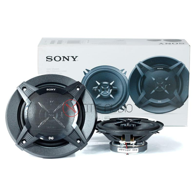 "Sony XS-FB1330 5.25"" 3-Way 240W Peak Power Coaxial Car Speakers - Xcite Audio"