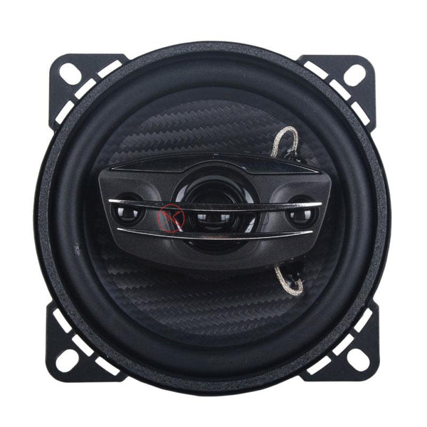 "Blaupunkt BGX1404N 4"" 4-Way 60W Quadaxial Car Speakers"