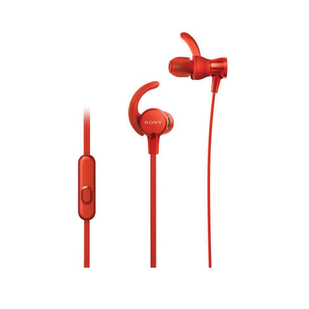 Sony MDR-XB510AS Extra Bass For Sports Wired In-ear Stereo Headphones-New
