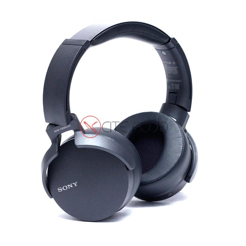 Sony MDR-XB950N1 Wireless Noise Cancelling Stereo Headset Extra Bass Headphone (Black)