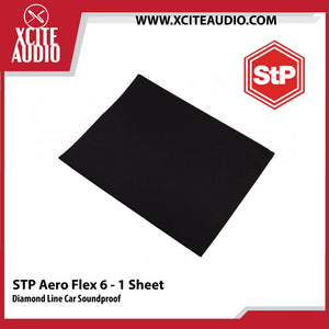 STANDARTPLAST Diamond Line AeroFlex 6 Car Soundproof - 1 Sheet - Xcite Audio
