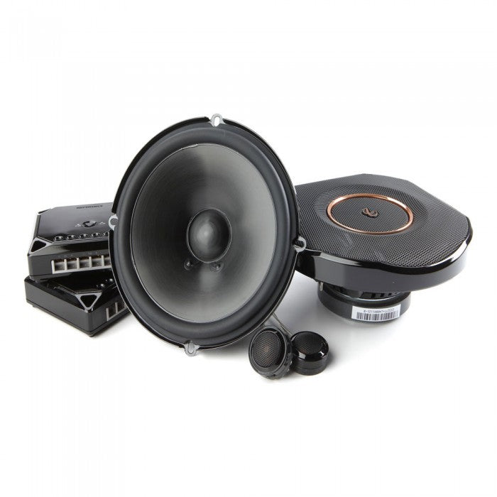 Infinity REF-6530CX + REF-6532EX + REF-704A Car Speakers Combo Package FOC 1 x STP Gold Soundproof & 1 x STP Aeroflex 6 - Xcite Audio