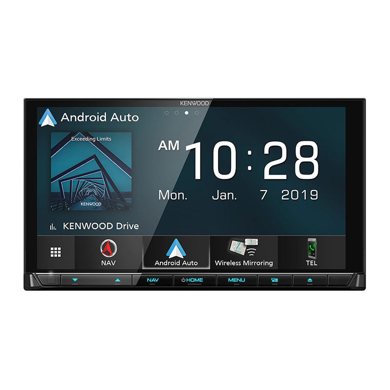 Kenwood DNX9190S 6.8  AV Navigation with High Definition Display Car Headunit - FOC DRV-N520 (WITH 8GB SD CARD)