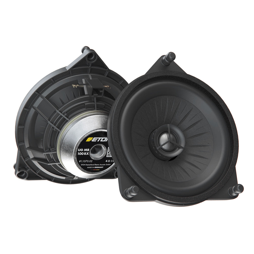 "ETON MB100RX 4"" (10cm) 2-Way Coaxial Speaker ( for Mercedes Benz)"
