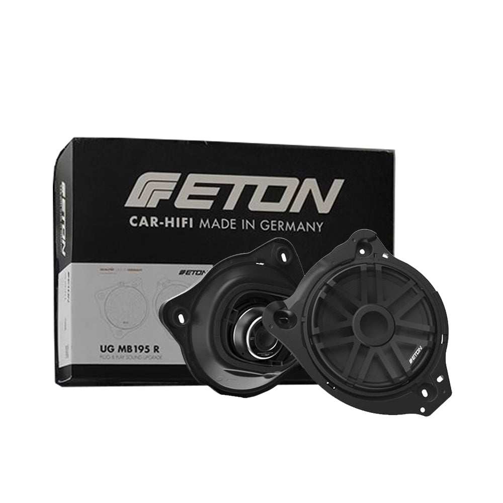 "ETON MB195R 8"" (19.5cm) 200W Subwoofer ( for Mercedes Benz )"