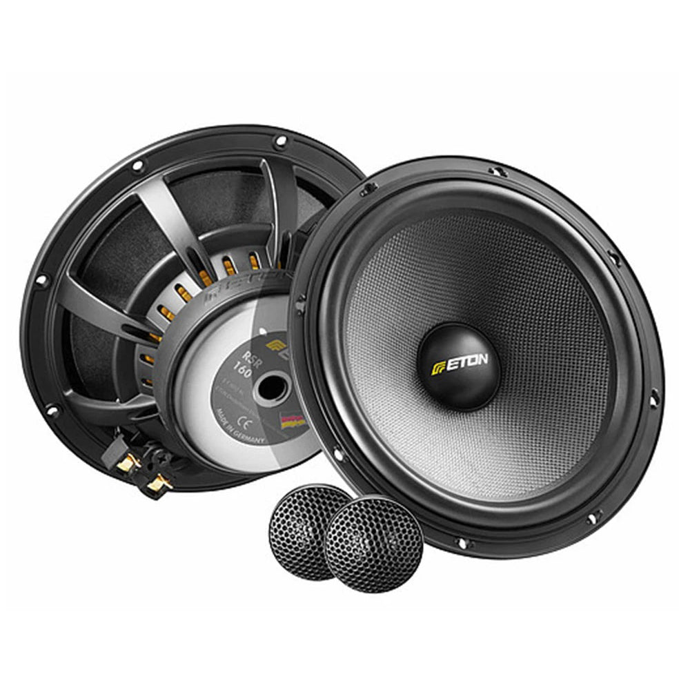 "ETON RSR160 6.5"" (16.5cm) 2-Way Component Car Speaker"
