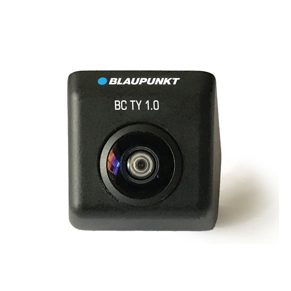Blaupunkt BC TY 1.0 170° Ultra Wide Angle CMOS Sensor Universal Car Rear View Camera - Xcite Audio