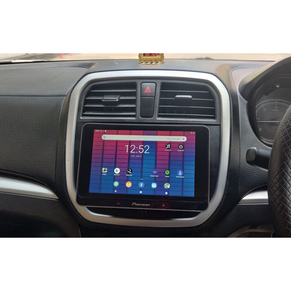 "Pioneer SDA-835TAB + SPH-T20BT 8"" AV Reciever Bluetooth USB Youtube Spotify Android Tablet Car Headunit - Xcite Audio"